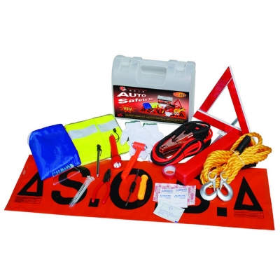 HWAET1036 25PCS Auto Emergency Kit